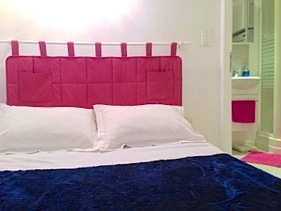 bed in holiday rentals